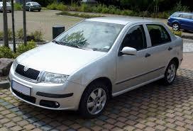Fabia (6Y5) (2000-2007)