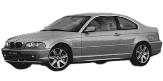 BMW 3 serie (E46/2) (1999 - 2000)