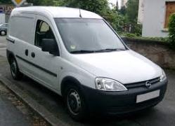 Opel Combo (Corsa C) (2001 - 2004)